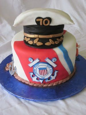 Coast Guard: Cakes Ideas, Military Cakes, Amazing Cakes, Coast Guard Cakes, Coast Guard Retirement Parties, In Memories, Cakes Wreck, Retirement Cakes, Grooms Cakes Coast Guard