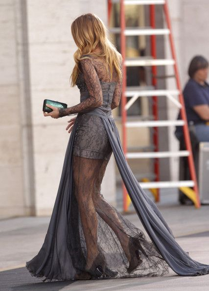 BLAKE , SERENA , GOSSIP GIRL , DRESS , LACE