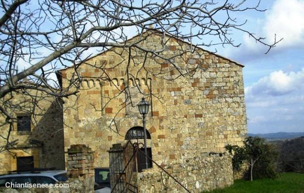 Canonica di San Michele - Castellina in Chianti