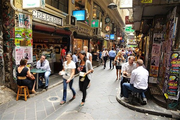 This is Melbourne: A promise of discovery with hidden treasures around every corner. The Ashes 2010: Five free things to do in Melbourne - Telegraph