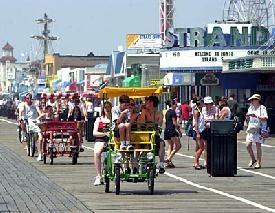 Boardwalk, Ocean City NJ