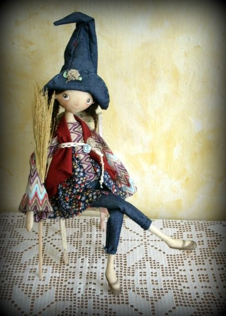 Мой маленький домик: Дебютантка шабаша.Мелисса