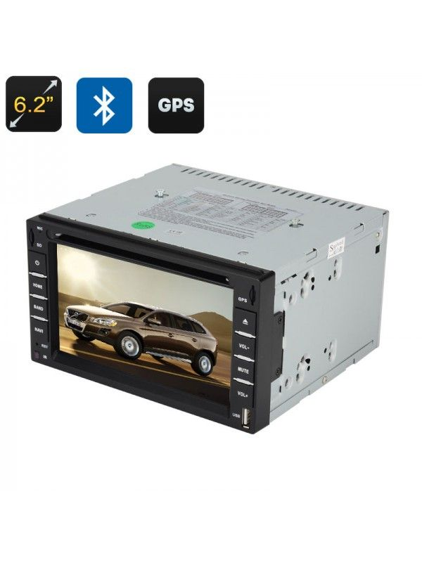 Touch Screen GPS Car DVD Player
