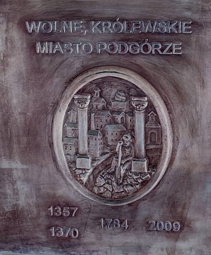 Emblem of Podgorze