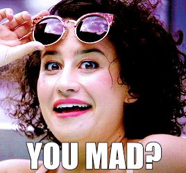 New trending GIF on Giphy. happy smiling broad city sunglasses ilana glazer ilana wexler you mad. Follow Me CooliPhone6Case on Twitter Facebook Google Instagram LinkedIn Blogger Tumblr Youtube