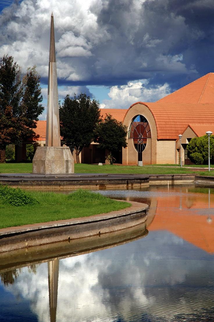 Madiba Hall; potchefstroom