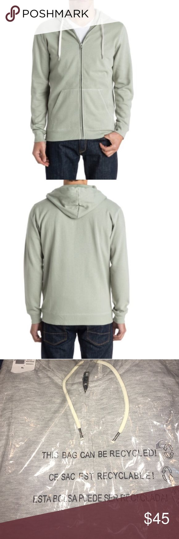 Quiksilver Major Zip-Up Hoodie Mens * 60% Cotton, 40% Polyester * Hood Zip Fleece 60/40 230g * Yarn Dyed Brushed Fleece * Hood With Self Fabric Lining * Contrasted Round Drawcords with Metal End * Contrasted Zip Tape * Metal Zip * Solid Rib at Cuffs and Hem * Quiksilver Logo Embroidery at Chest * Regular Fit Quiksilver Sweaters Zip Up
