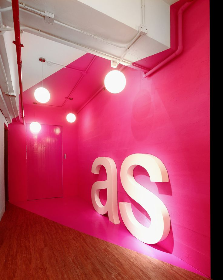 interactive work spaces by AS design service