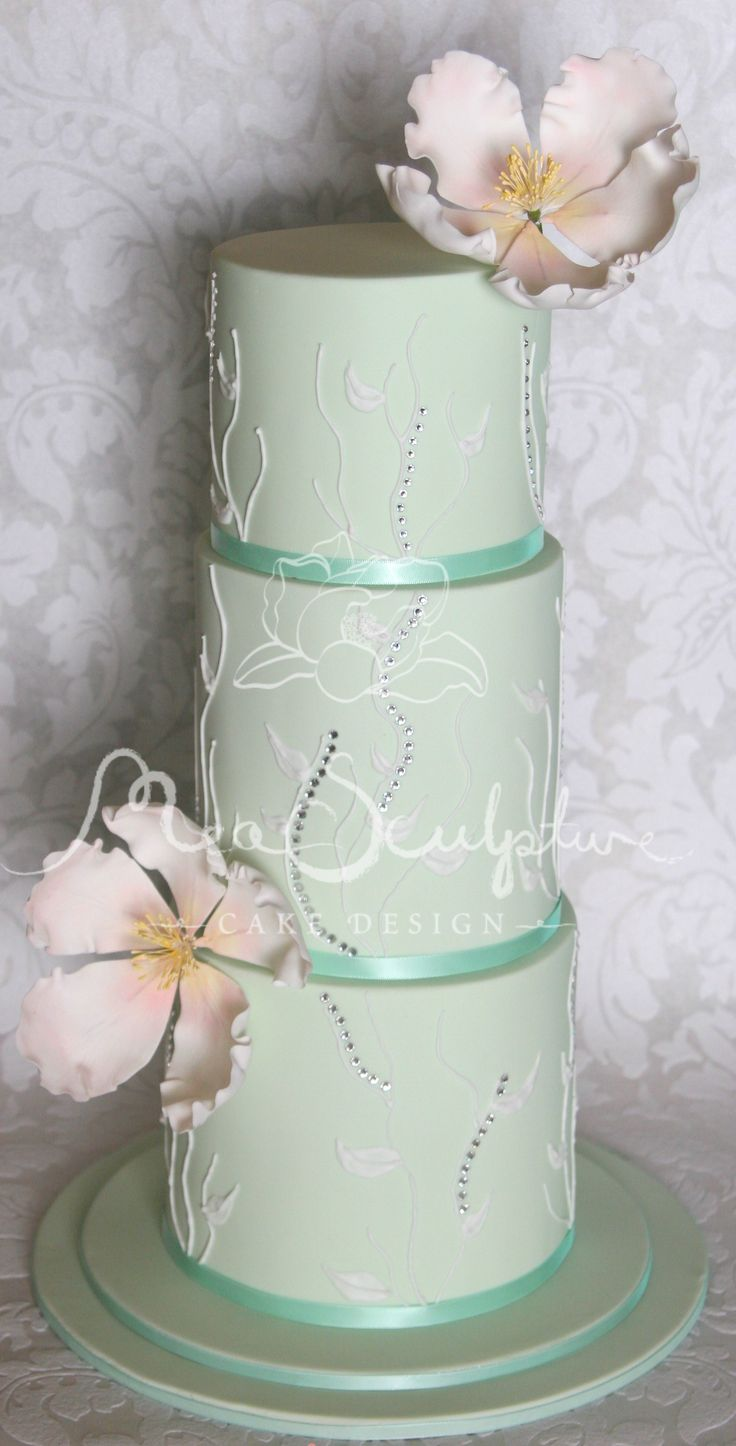 mint wedding cake 17 best images about mint green wedding ideas on 17455