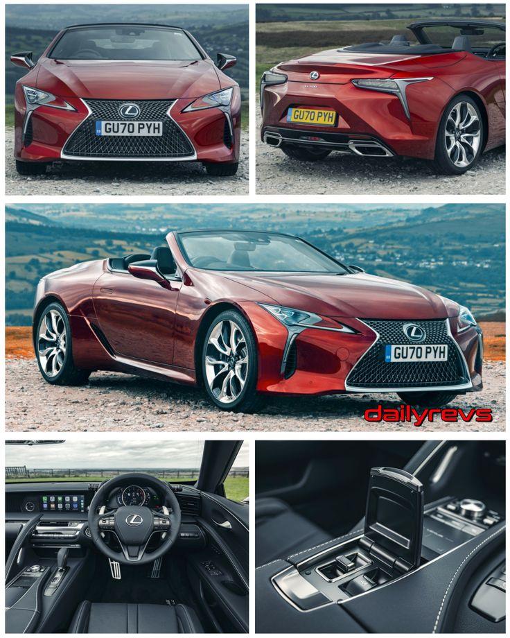 2021 Lexus LC 500 Convertible UK Version Dailyrevs in