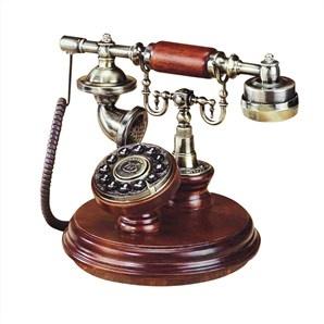 Nostalgic Charm Telephones by livingstyles.com.au | Branded home Furnishings