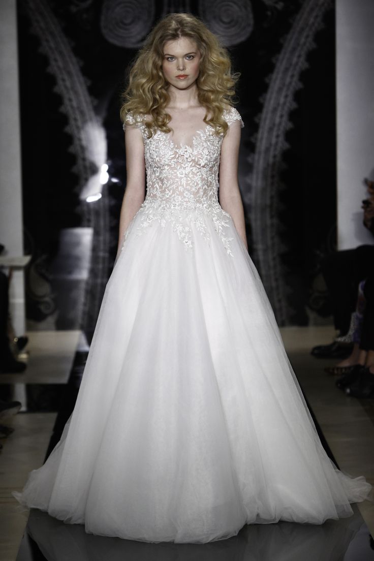 25 best Bridal Spring 2014 images on Pinterest | Wedding frocks ...