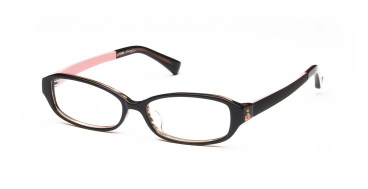 Lennox eyewear Shiraz schwarz, pink - Damenbrillen