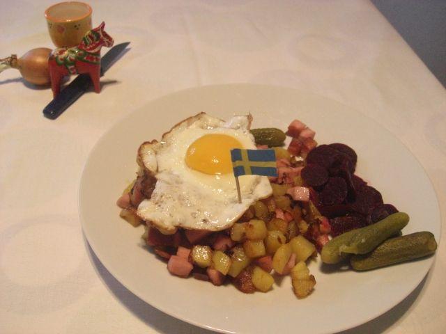 Pytt i Panna   Winziges aus der schwedischen Pfanne