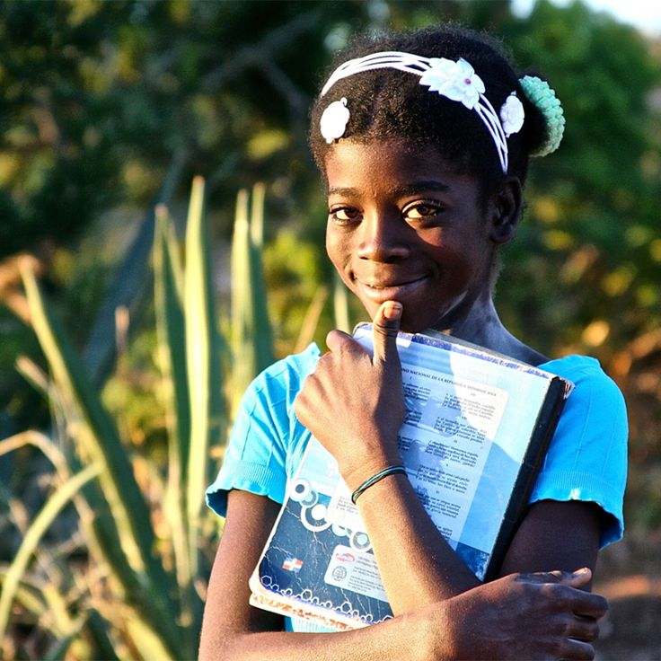 Help Build a Secondary School in Haiti at The Hunger Site