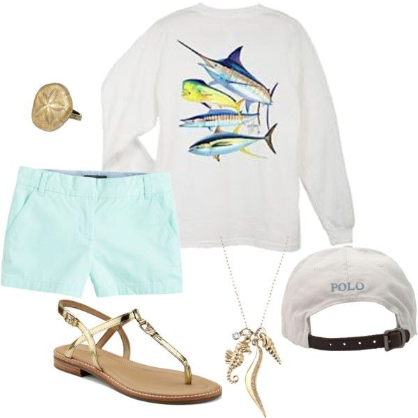 """Guy harvey"" by southernprep13 on Polyvore"
