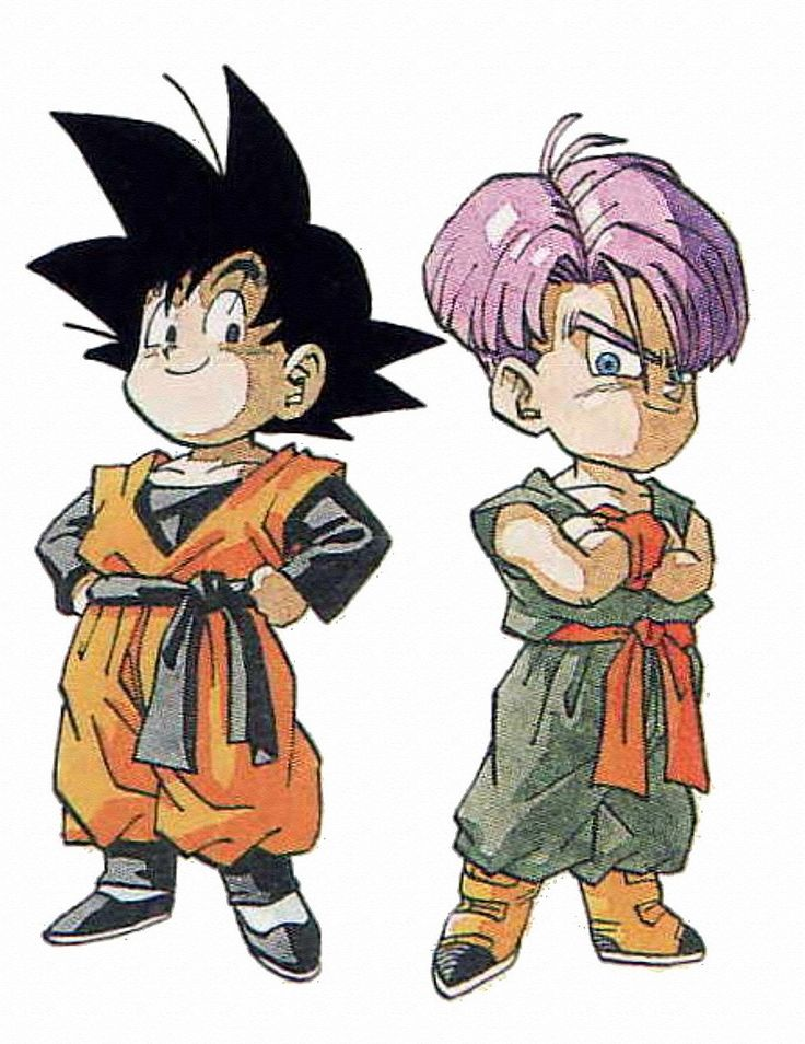 Future Goten And Trunks 81 best images ...