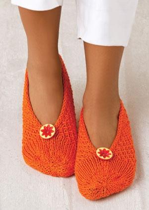 Creative Knitting Free Patterns : Knitalong - Creative Knitting magazine #free #pattern knit: socks: slippers...