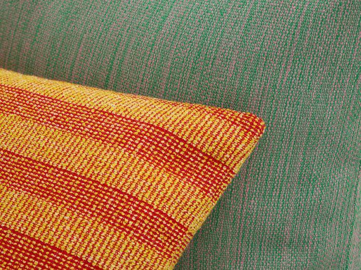 Kvadrat/Raf Simons cushions in the textiles: Pulsar, Masai and Balder