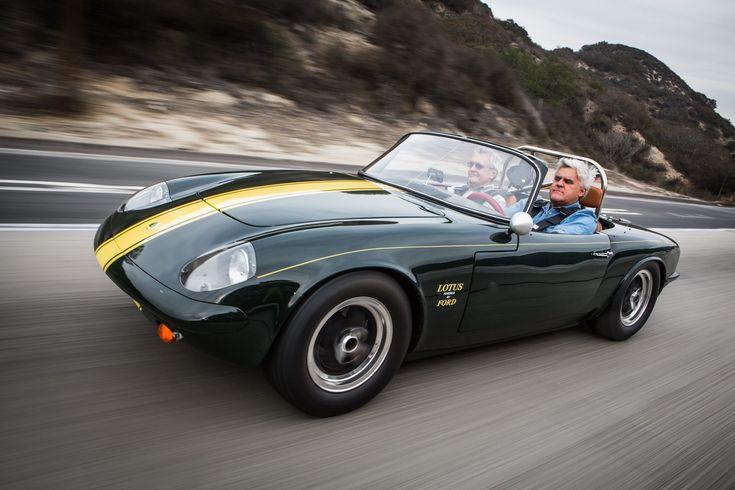 Restoration Finished: 1966 Lotus Elan 26R - Jay Leno's Garage