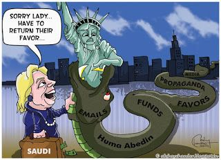 Justoon: No propaganda it's an anaconda...
