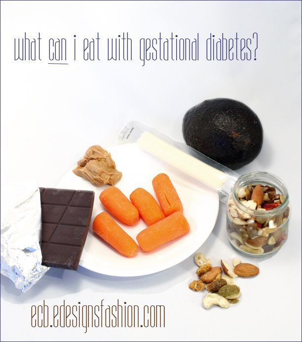 """""""Nuh UH. I eat what I WANT!"""" (or How I'm Managing Gestational Diabetes with Diet) 