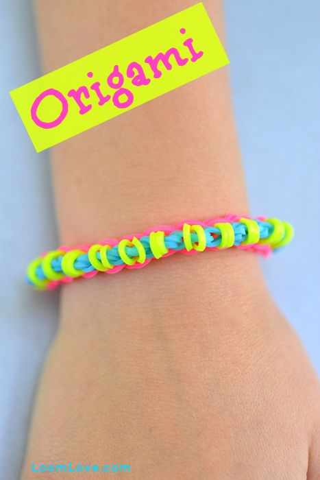 jelly yarn bracelet instructions