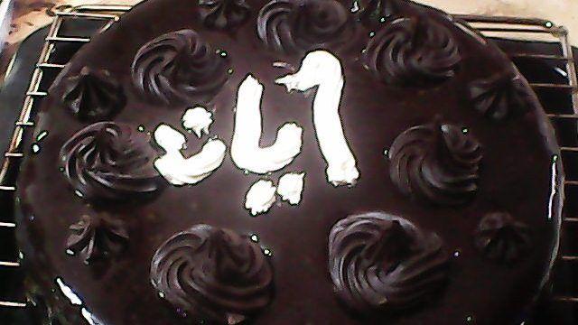 طريقة عمل تورتة الشكولاتة لمدمنين الشكولاتة بالصور Chocolate Cake Cake Birthday Cake