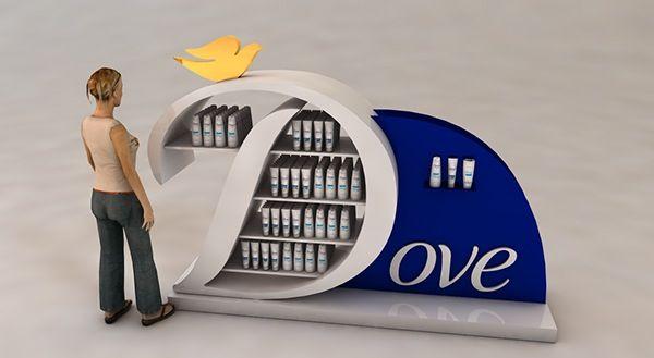 Unilever,DOVE on Behance