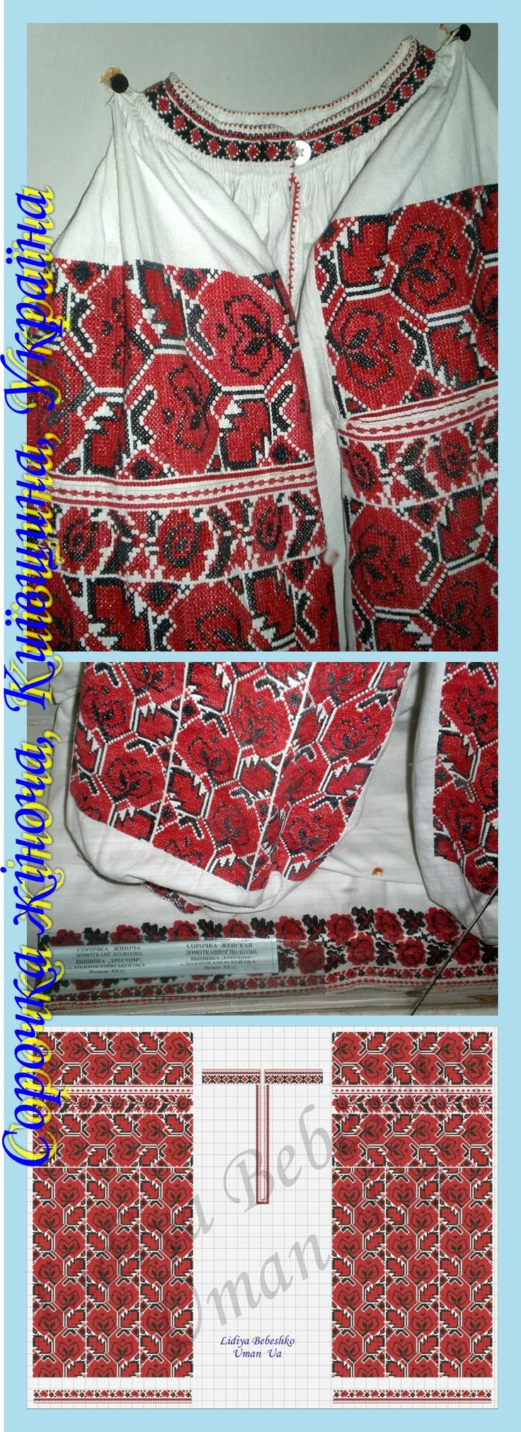 Polish Embroidery Folk Embroidery Cross Stitch Embroidery