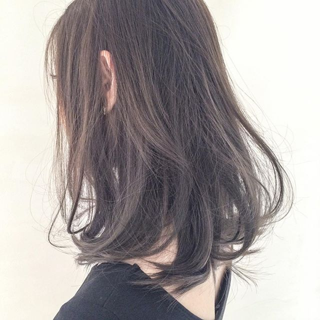 【2015秋冬】黒髪・ダークトーン…暗めなグラデーションカラーまとめ♡ | 美人部