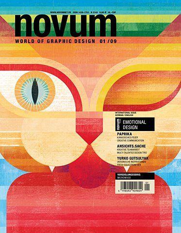Christian Montenegro (ARG) - Novum magazine cover