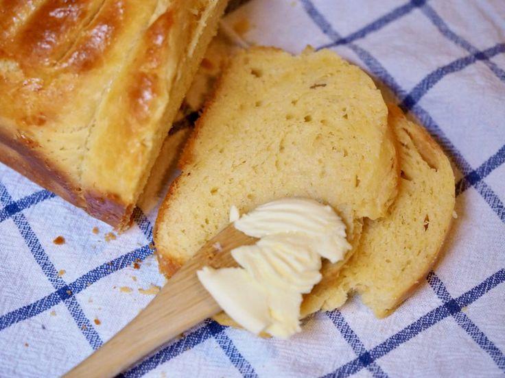Sugar-free brioche - The Sugar-Free Baker
