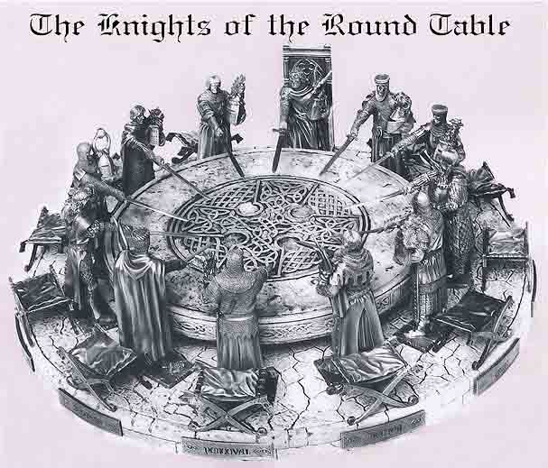 22 best knights of the round table images on pinterest - King arthur and the knights of the round table ...