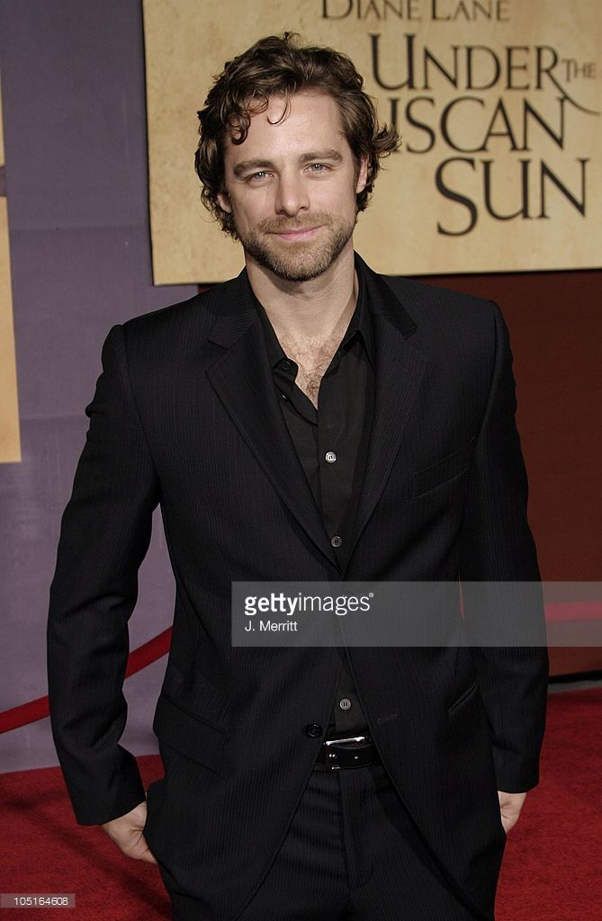 David Sutcliffe during 'Under The Tuscan Sun' Hollywood Premiere at El Capitan Theatre in Hollywood, California, United States.
