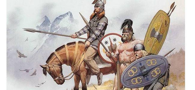 L'arrivo dei Celti e la diffusione dei Carni nel territorio friulano