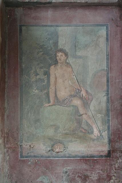 Narcissus, House of Loreius Tiburtinus, Pompeii
