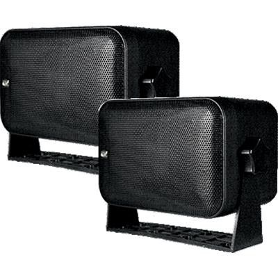 """6x9"""" Box Speaker, Black, 100 Watt"""