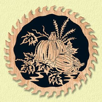 Scroll Saw Pattern Pumpkins Autumn Pumpkins Circle Saw