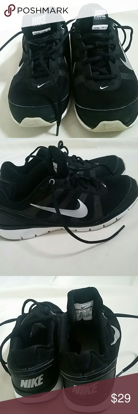 Nike training total core TR great exercise shoes 8 Very good condition in a well made nike training shoes Nike Shoes Athletic Shoes