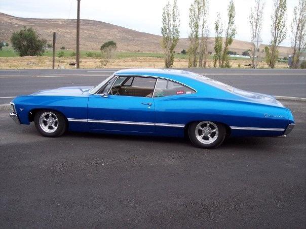 67 impala 4 door for autos post. Black Bedroom Furniture Sets. Home Design Ideas