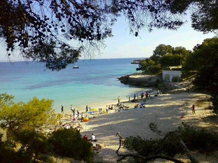 Illetes in ses Illetas, Islas Baleares