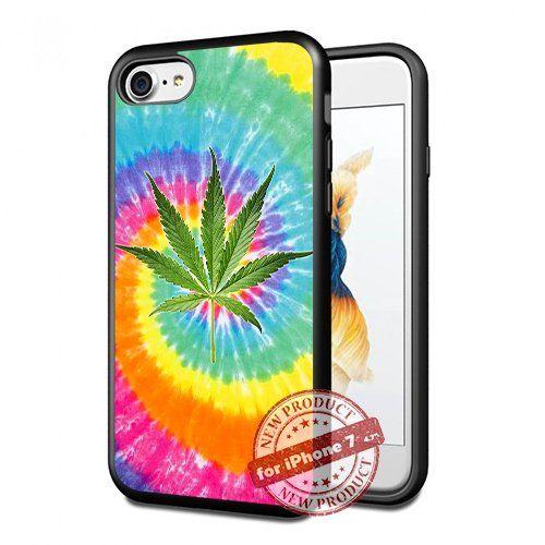 Tie Dye Hippie Weed Cool Design iPhone 7 Case Black TPU C... https://www.amazon.com/dp/B0743G119W/ref=cm_sw_r_pi_dp_x_2CREzbC35NSH5
