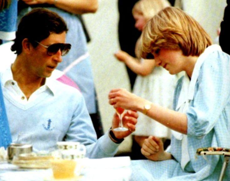 Image - Polo Rhinefield House, Brockenhurst, Hampshire - Le 15 Mai 1982 - Blog sur Lady Diana , William , Catherine & George... - Skyrock.com