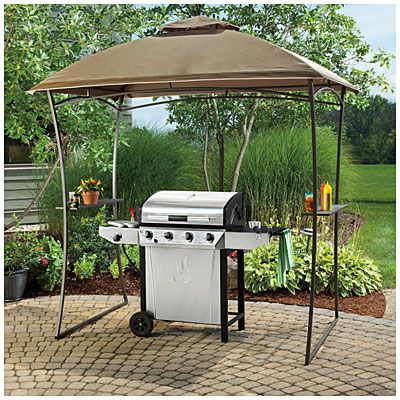 Wilson Amp Fisher 174 Domed Top Grill Gazebo At Big Lots