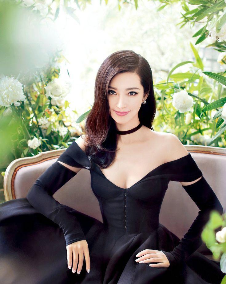 Li Bingbing Is Pure Elegance Lensed By Chen Man For Harper's China September…