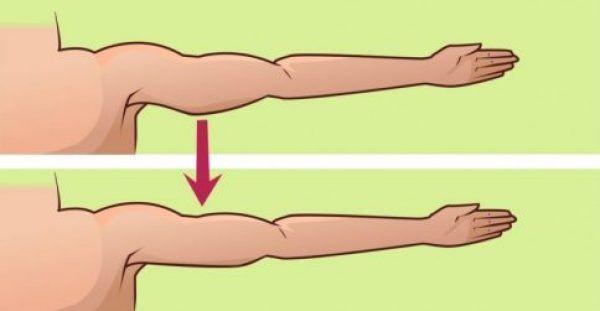 10 Απλές Ασκήσεις για να Σφίξετε τα Χέρια σας και να Απαλλαγείτε από τα Χαλαρά Μπράτσα!!!