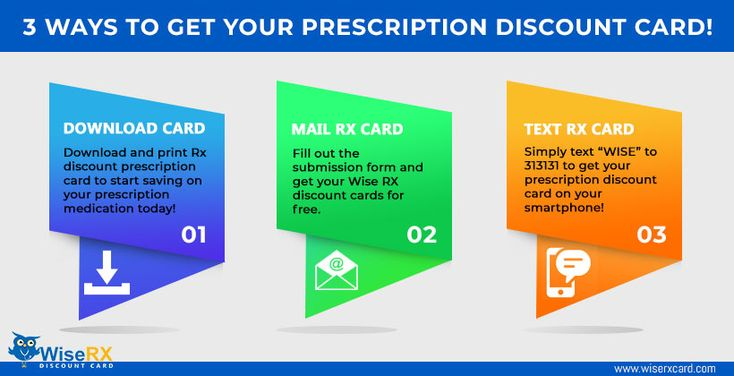 Get your discount prescription card and save up to 85 on