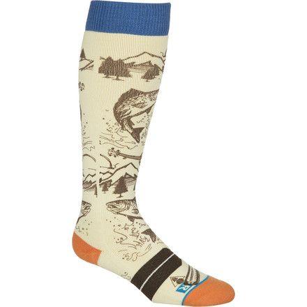 Stance E Jack Snowboard Sock