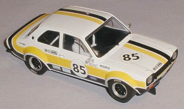Scalextric car C3489 Ford Escort Mk1 for sale